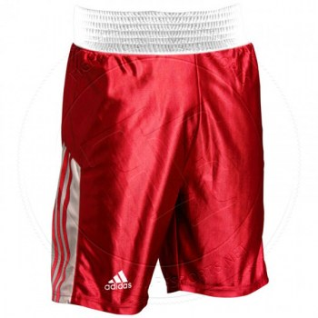 Adidas Amateur Boxing Short Red