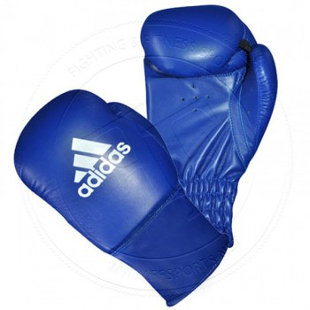 Adidas Rookie Kids Boxing Gloves Blue