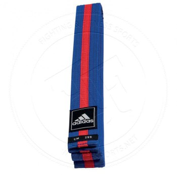 Adidas Taekwondo Poomsae Band Blue Red