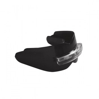 Everlast Double Mouthguard Black