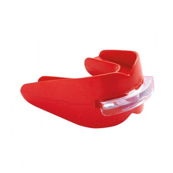 Everlast Double Mouthguard Red