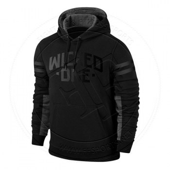 Wicked1 Hoodie Block Black-01